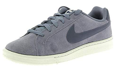 Nike Court Royale Suede Uomo Camoscio Blu Light Carbon Grigio (40 EU)