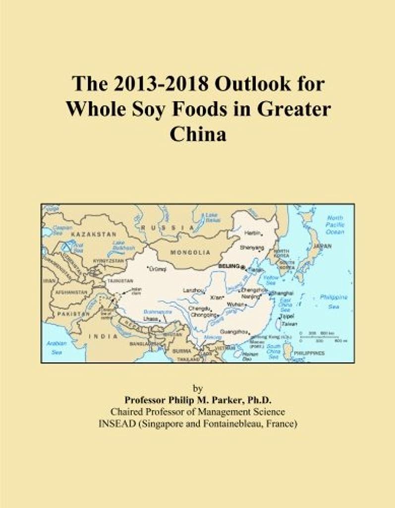 前売他のバンドでアクティブThe 2013-2018 Outlook for Whole Soy Foods in Greater China