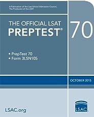 The Official LSAT PrepTest 70: October 2013 LSAT