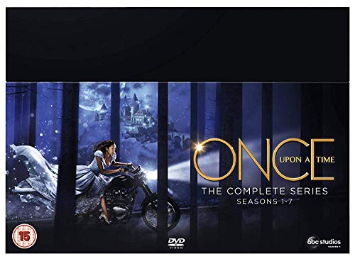 Once Upon a Time S1-7 DVD Boxset [Import]