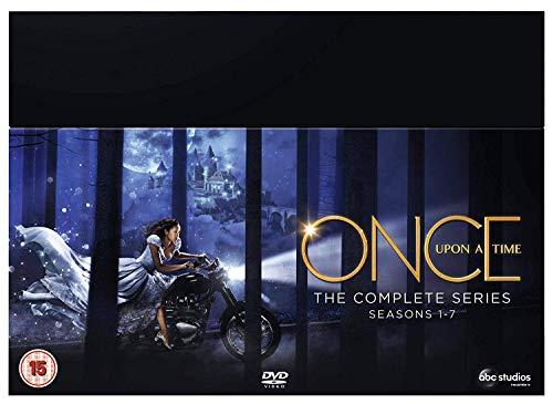 Once Upon A Time Season Complete S1-7 Box Set [Edizione: Regno Unito]