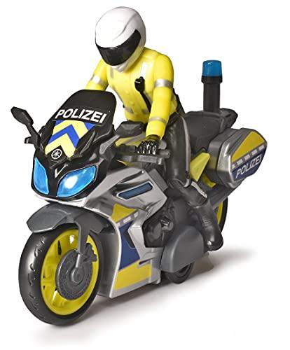 Dickie Toys -   - Polizei Motorrad