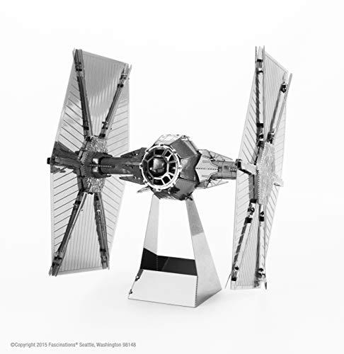Metal Earth - Maqueta metálica Star Wars Tie Fighter , color/modelo surtido