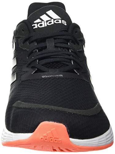 Adidas Duramo SL, Zapatillas Hombre, Black/Grey, 42 EU