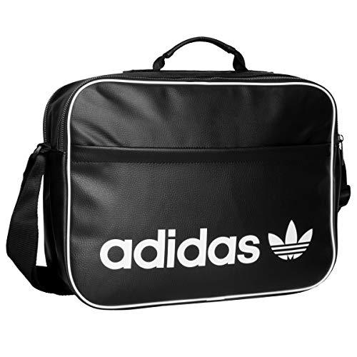 Adidas - Bandolera Vintage, Negra