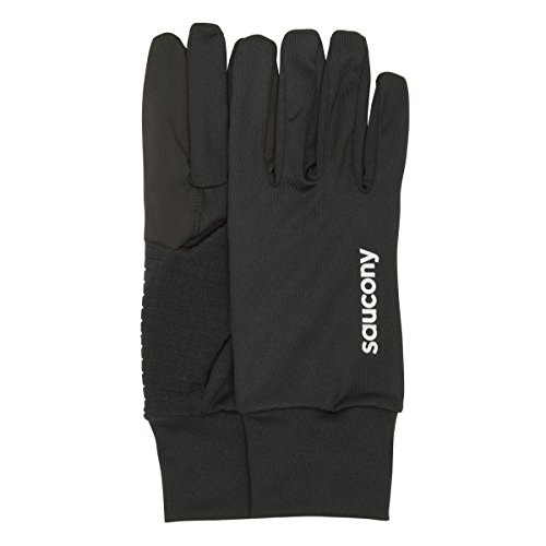 Saucony Ultimate Touch-Tech Gloves, Small, Black