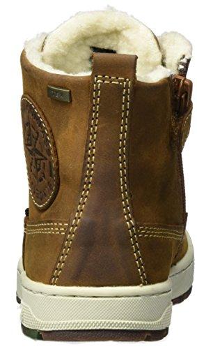 Lurchi Jungen Doug-TEX Combat Boots, Braun - 3