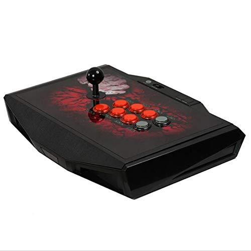 アーケードゲームコントローラー、USB有線格闘ジョイスティックゲームコントローラー、スイッチ/ PS3 / PS4 / X-BOX/Android/PC用のゲームをプレイするのに最適
