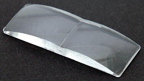 シンワ測定(Shinwa Sokutei) 双眼ヘッドルーペ用 交換レンズ W-2 3倍 75652
