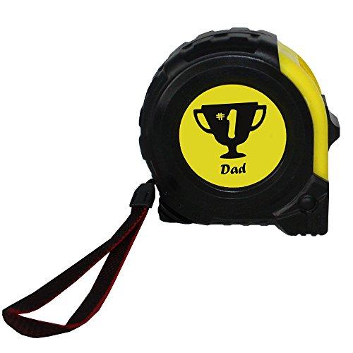 Worlds Best Dad metro - ideale come regalo per festa del papà/compleanno - Xmas carte regalo di Natale