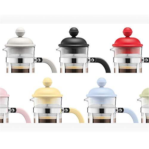 BODUM ボダム CAFFETTIERA カフェティエラ フレンチプレス コーヒーメーカー 350ml ブルームーン (限定カラー) 【正規品】 1913-338-Y19