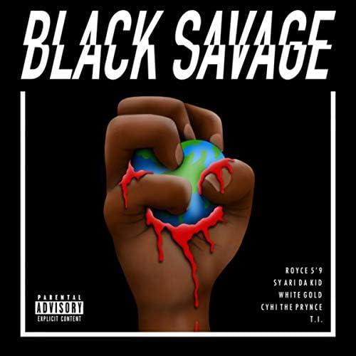 "Royce Da 5'9"" feat. Sy Ari Da Kid, White Gold, Cyhi The Prynce & T. I."
