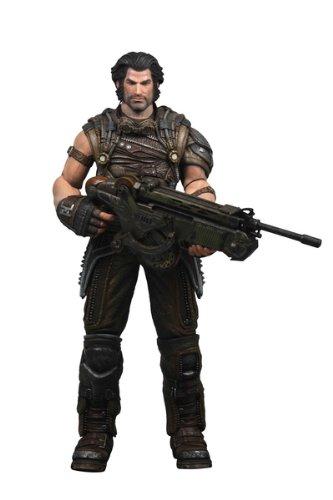 NECA Figurina Bulletstorm Grayson, 7 Pollici
