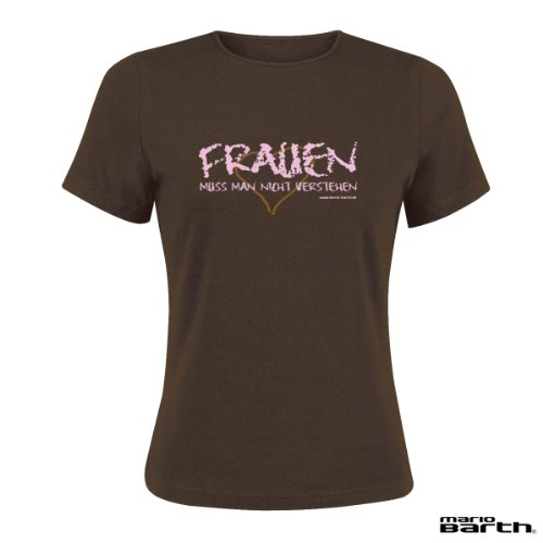 Mario Barth Camiseta Damen T-Shirt Frauenliebe