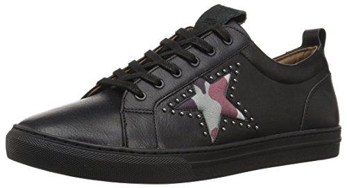 ALDO Men's AUVRAI Walking Shoe, Black Leather, 7 D US