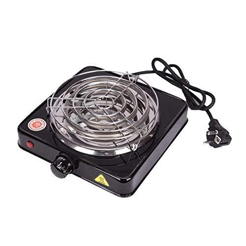 Cocina eléctrica para Shisha cachimba Hookah, Cocina eléctrica con reijlla para cachimba...