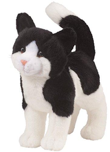 Cuddle Toys 1868 Scooter BLACK & WHITE CAT Katze schwarz/weiß Kuscheltier Plüschtier Stofftier Plüsch Spielzeug