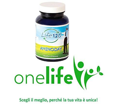 Life 120 Italias 66735 Aminoday Integratore Alimentare, 90 compresse
