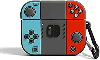 Silicone 3D Game Switch Joystick Protective Case Cover For Huawei Freebuds 4i