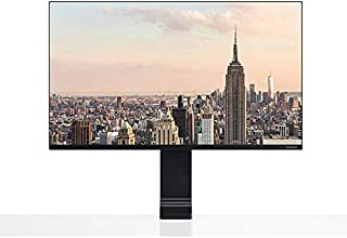 "Samsung LS32R750UEEXXS UHD Clamp-Type Space Saving Monitor, 32"", Black"