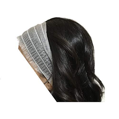 Banda para el cabello no tejida desechable - 100 piezas - Cintas para la cabeza desechables para esteticista, spa, centros de bienestar, cantidad 100 piezas