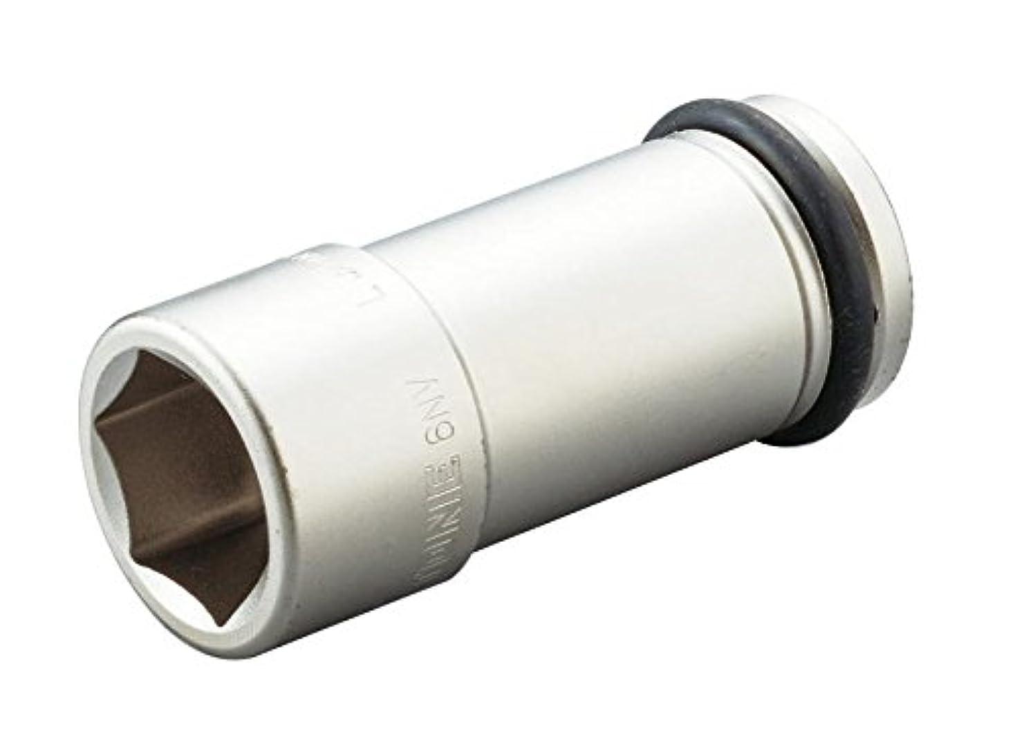 うまエスカレーター元気なトネ(TONE) インパクト用ロングソケット 差込角19.0mm(3/4