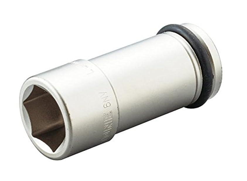 貴重なブローホール波トネ(TONE) インパクト用ロングソケット 差込角19.0mm(3/4