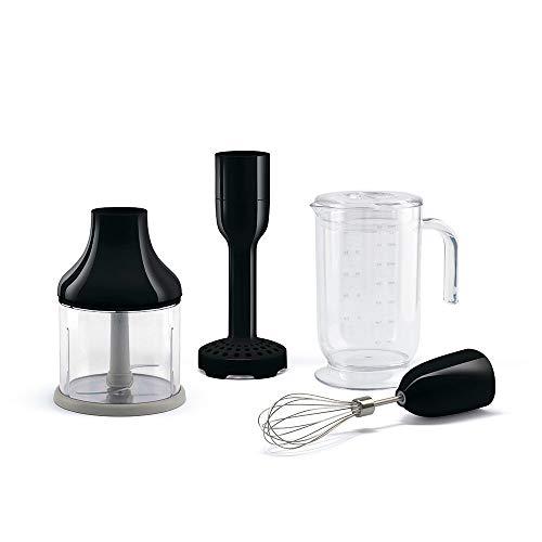 Smeg HBAC01BL - Accesorio para batidora de mano (acero inoxidable 18/8, 500 ml)
