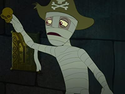 Treasure of the Pirate Mummy's Tomb/Mystery of the Missing Treasure!