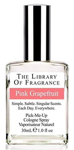 The Library of Fragrance - Pick Me Up - Cologne Spray 30ml - PINK GRAPEFRUIT