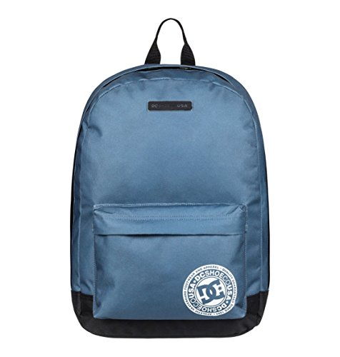 DC Shoes Backstack 18.5L - Sac à Dos Taille Moyenne - Homme - One Size - Bleu