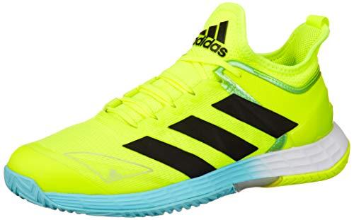 adidas Adizero Ubersonic 4 M, Zapatillas de Tenis Hombre, Amasol/NEGBÁS/CELBRU, 42 2/3...