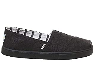 TOMS Alpargata Cupsole Black/Black Heritage Canvas Cupsole 9 (B07FVZN1B5) | Amazon price tracker / tracking, Amazon price history charts, Amazon price watches, Amazon price drop alerts