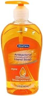 Xtra Care 16.9 oz Pump Bottle Moisturizing Antibacterial Liquid Hand Soap