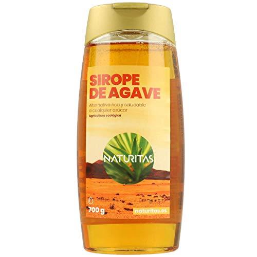 Sirope de Agave Bio 100% puro con antigoteo