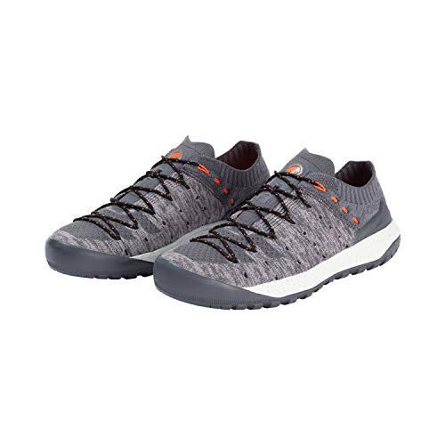 Mammut Damen Hueco Knit Low Schuhe, Darkish Shark-Light Shark, UK 4.5 thumbnail