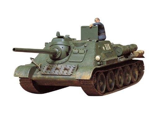 Tamiya 1:35 Russian Tank Destroyer SU 85