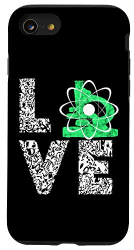 iPhone SE (2020) / 7 / 8 Microscope Science Biologist Microscopy Molecular Biology Case