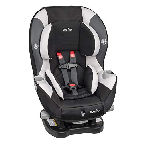 Evenflo Triumph LX Convertible Car Seat, Charleston