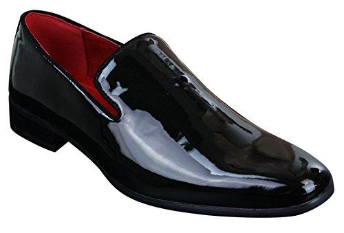Chaussures Mocassins à Enfiler pour Homme en Cuir...