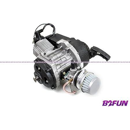Motor 49cc Für Pocketbike Miniatv Quad Auto