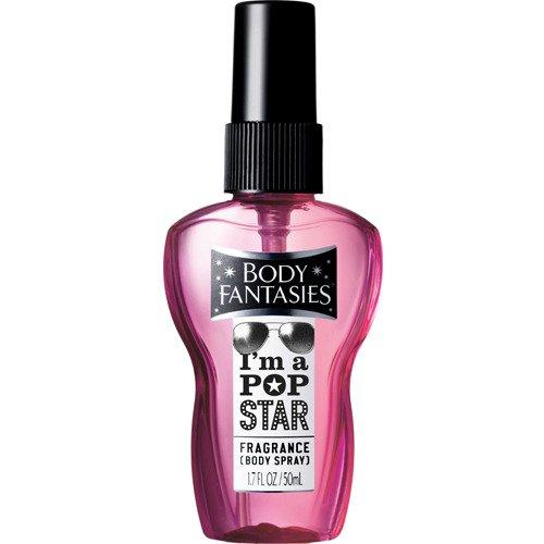 ボディファンタジー『ボディスプレー I'M A POP STAR 50ml』