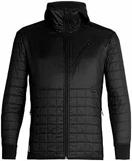 Men's Helix Hooded Jacket, Merino Wool