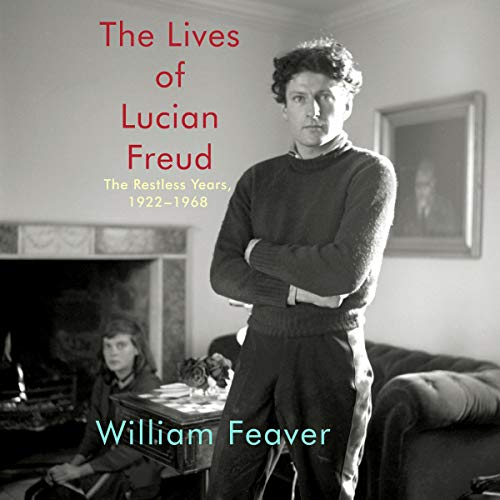 The Lives of Lucian Freud audiobook cover art