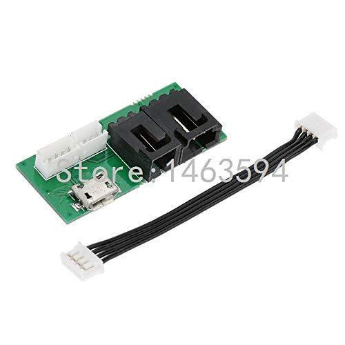 Yoton Accessories Data Board for XK DETECT X380 RC Drone Spare Parts XK X380-A X380-B X380-C Data Board by Registered Parcel