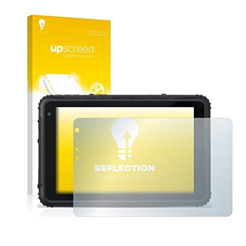 upscreen Entspiegelungs-Schutzfolie kompatibel mit Caterpillar Cat T20 – Anti-Reflex Bildschirmschutz-Folie Matt