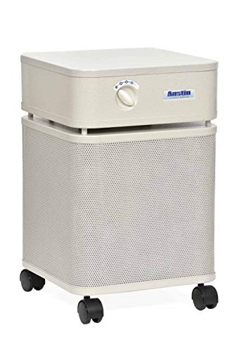Learn More About Austin Air Allergy Machine Standard Air Purifier B405A1, HM405, Sandstone