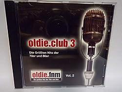 Oldie.Club 3 - Die größten Hits der 70er und 80er / Vol.2