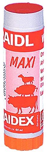 LEM Select Crayon marqueur RAIDEX Couleur Rouge (Lot de 5)