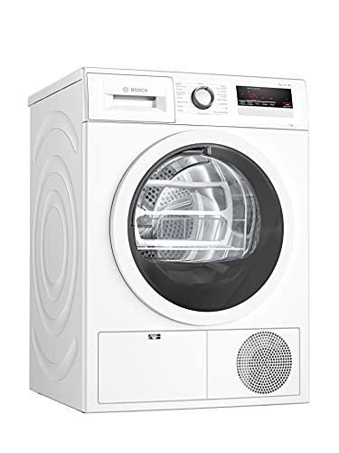 Bosch Elettrodomestici Asciugatrice Serie 4, Asciugatrice a pompa di calore, 8 kg Classe A++